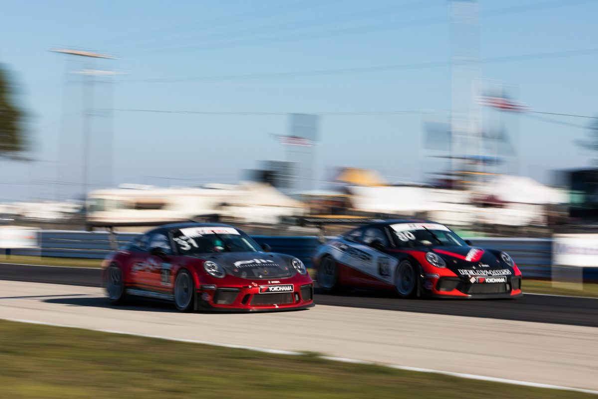 Michael de Quesada takes on Sebring