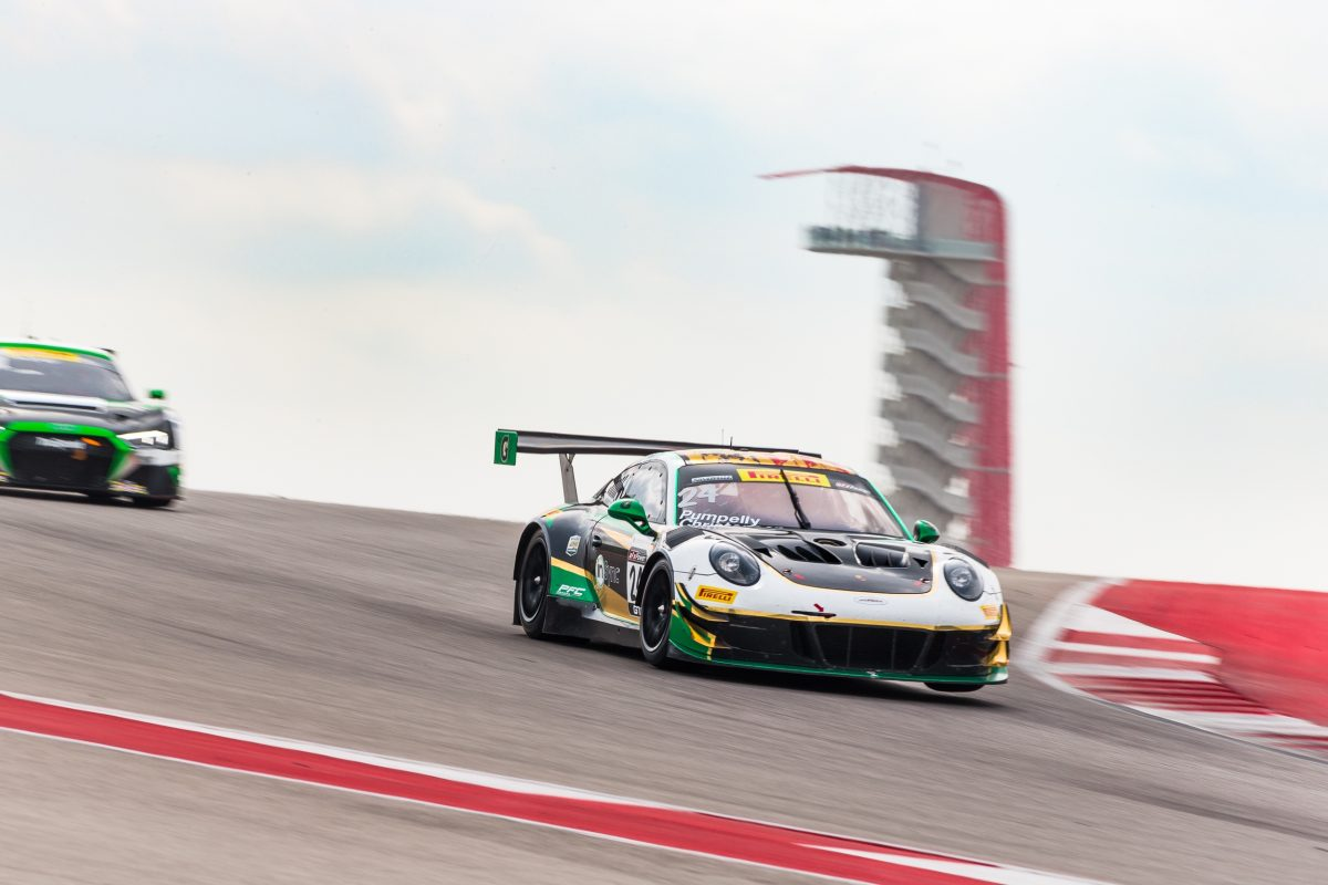 Michael Christensen taking it to CoTA